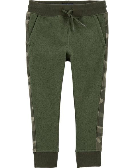 Display product reviews for Camo Joggers