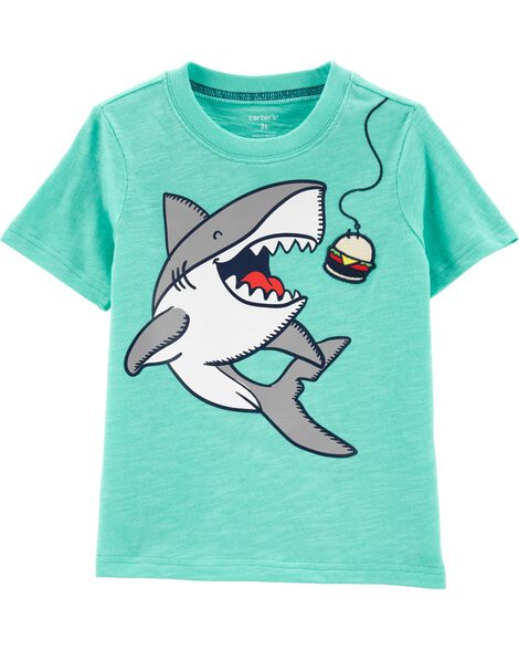 ff5065b6394f0 Display product reviews for Shark Slub Jersey Tee