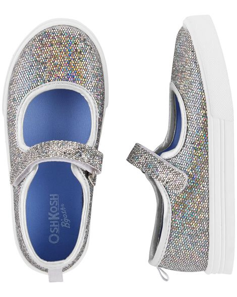 Display product reviews for OshKosh Sparkle Mary Janes