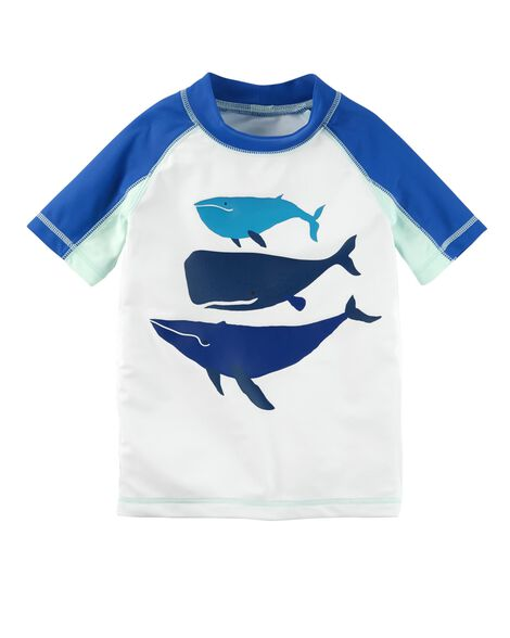 Display product reviews for Carter's Whale Rashguard