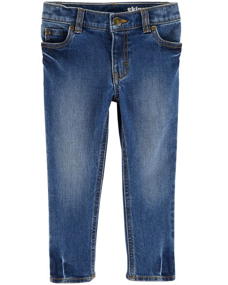 Display product reviews for Dark Wash Skinny Jeans