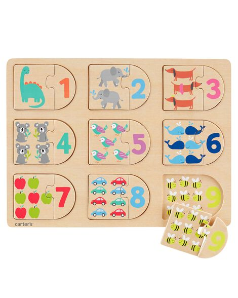 Display product reviews for Counting Wood Puzzle