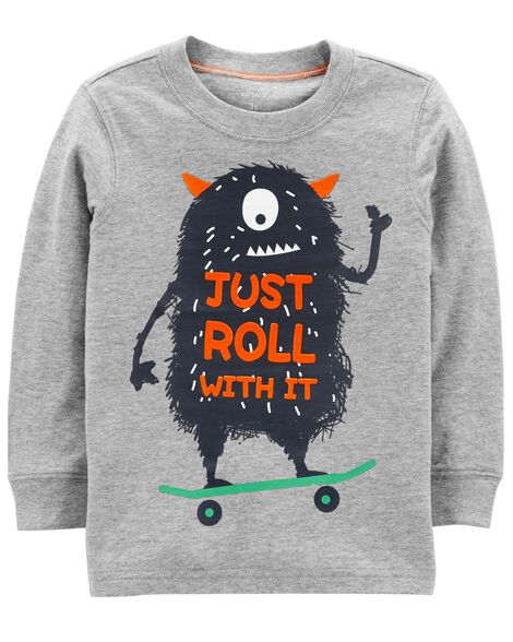 Display product reviews for Monster Textured Tee