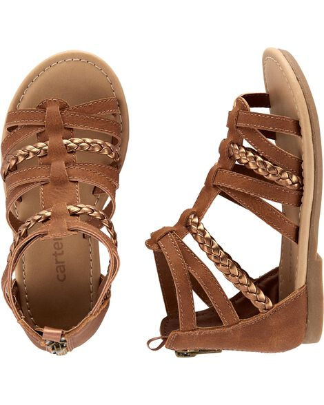 24bfeea482db Display product reviews for Carter s Gladiator Sandals
