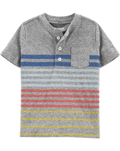 af889f583fb8 Display product reviews for Striped Pocket Henley