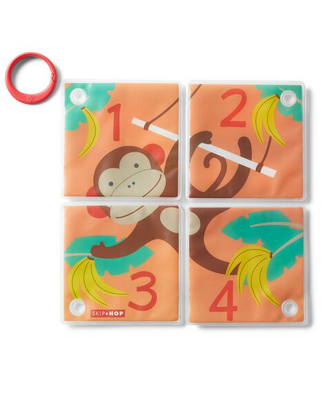 Display product reviews for Zoo Count & Play Bath Puzzle