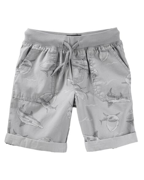 Display product reviews for Pull-On Poplin Shorts