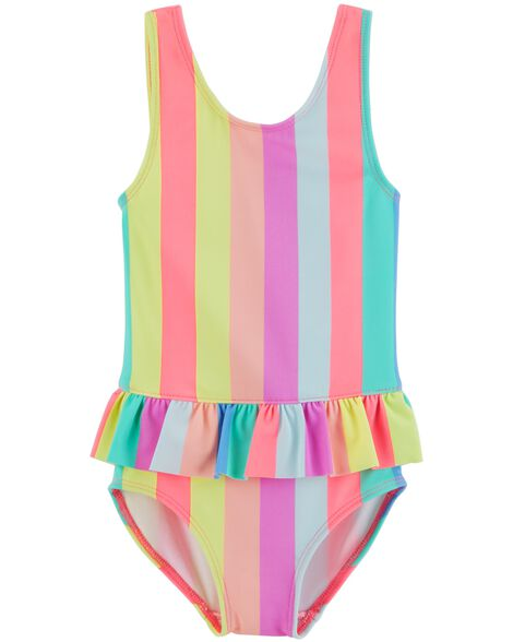 Display product reviews for OshKosh Striped One Piece