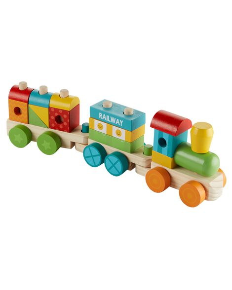 Display product reviews for Wooden Train Set