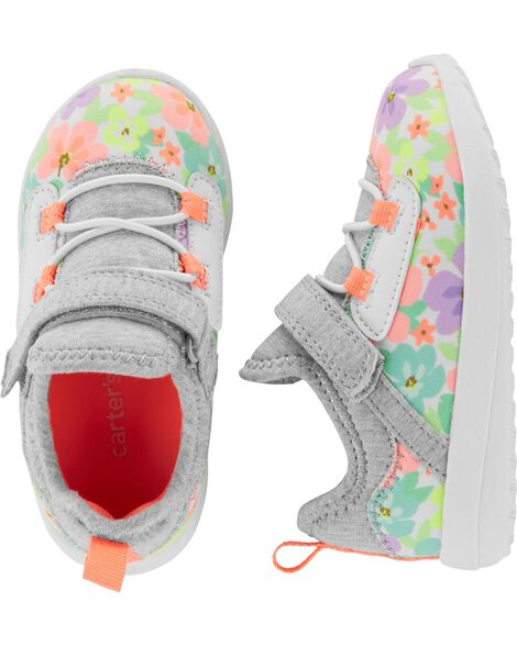 648d5a321abe Display product reviews for Carter s Floral Athletic Sneakers