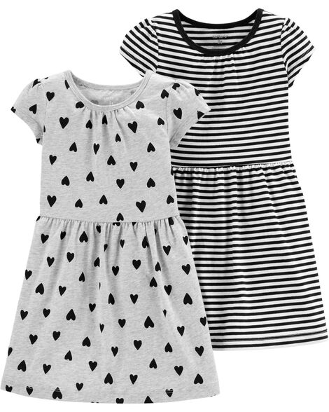 51280b64ef Toddler Girls Dresses & Rompers| Carter's | Free Shipping