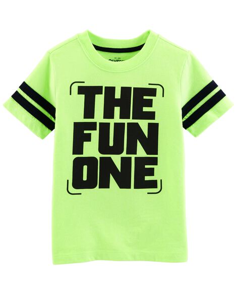 Display product reviews for Fun One Tee