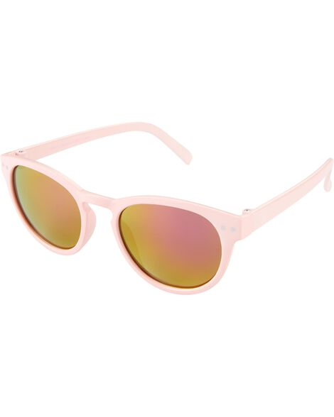 Display product reviews for Pink Round Sunglasses