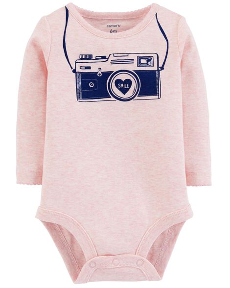 Display product reviews for Camera Collectible Bodysuit