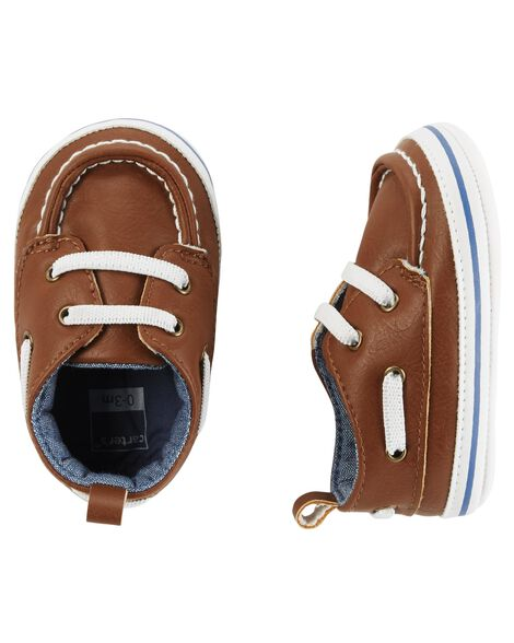 Display product reviews for Carter's Boat Baby Shoes