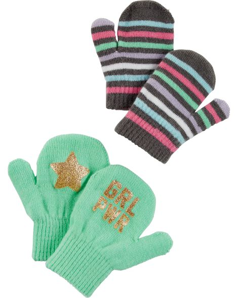 Display product reviews for 2-Pack Gripper Mittens
