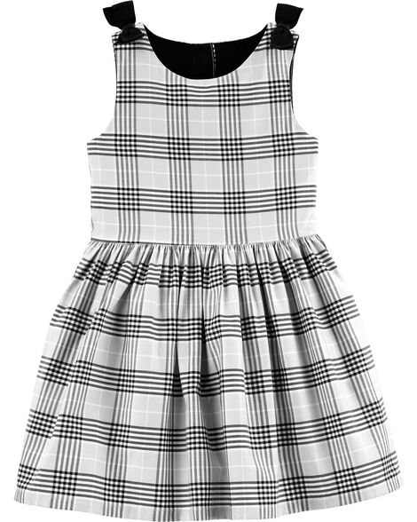 Display product reviews for Striped Sateen Holiday Dress
