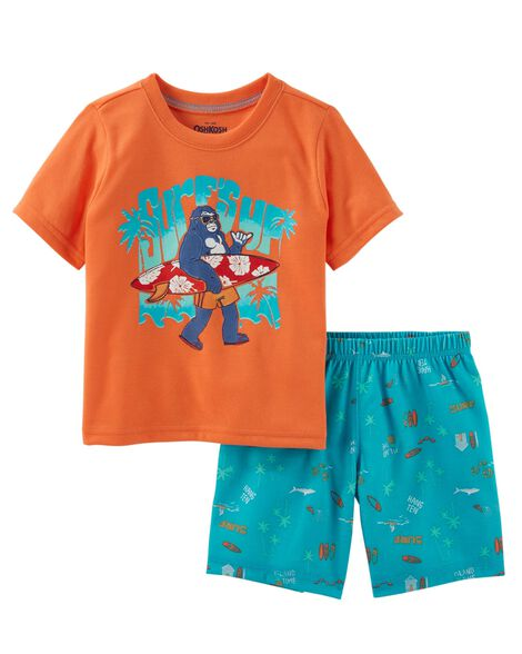 Display product reviews for 2-Piece Surf's Up PJs