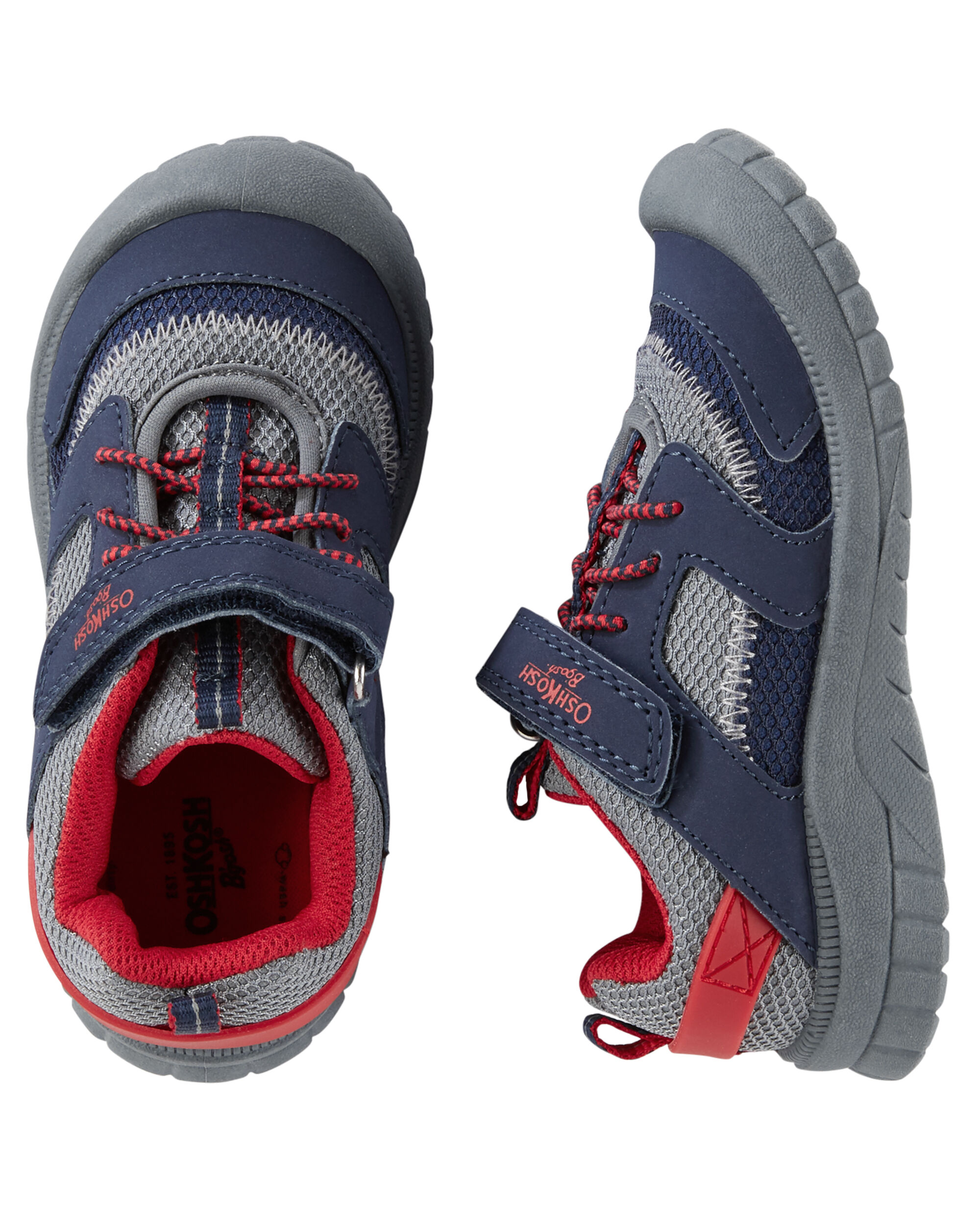 Carter/'s Kids Knight Boys High Tip Sneakers Navy NWT Size 9
