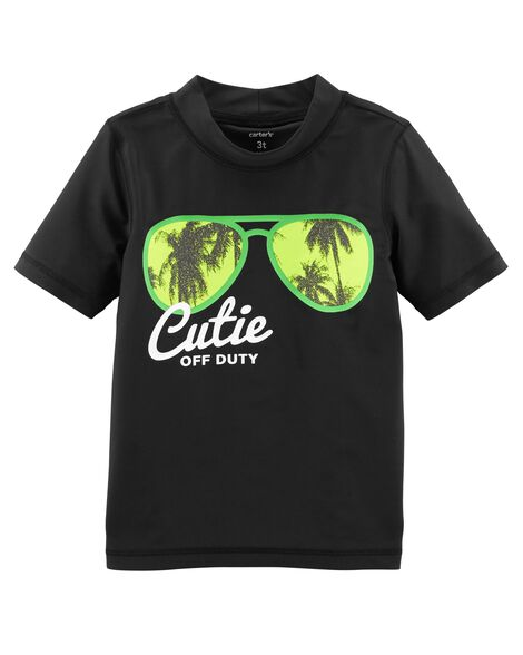 Display product reviews for Carter's Cutie Off Duty Rashguard