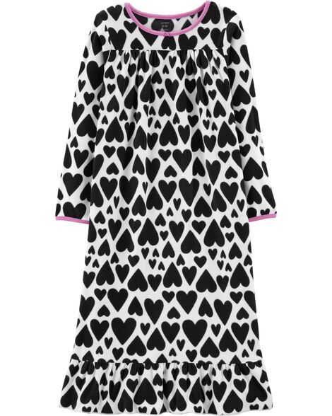 Display product reviews for Heart Fleece Sleep Gown
