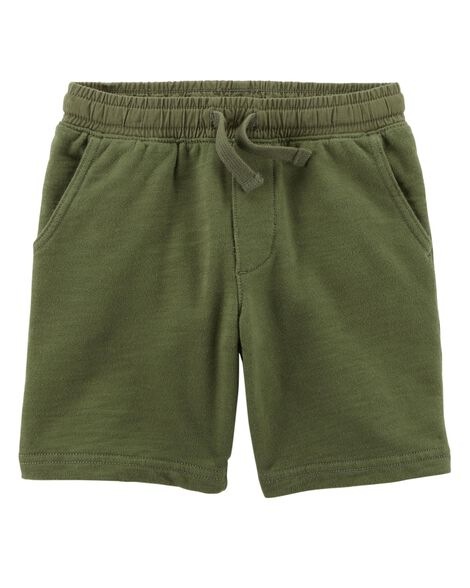 Display product reviews for Easy Pull-On Knit Shorts