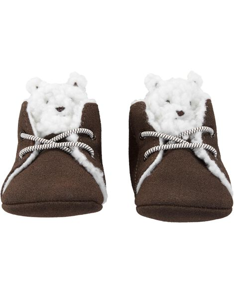 Display product reviews for Carter's Bear Boot Baby Shoes