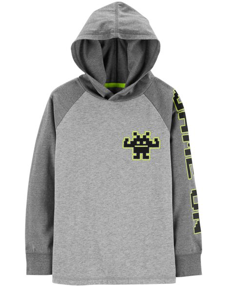 Display product reviews for Game On Hoodie
