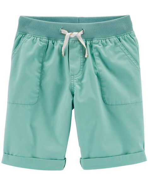 Display product reviews for Everyday Pull-On Shorts