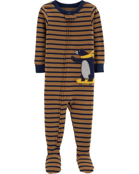 Display product reviews for 1-Piece Bear Snug Fit Cotton PJs
