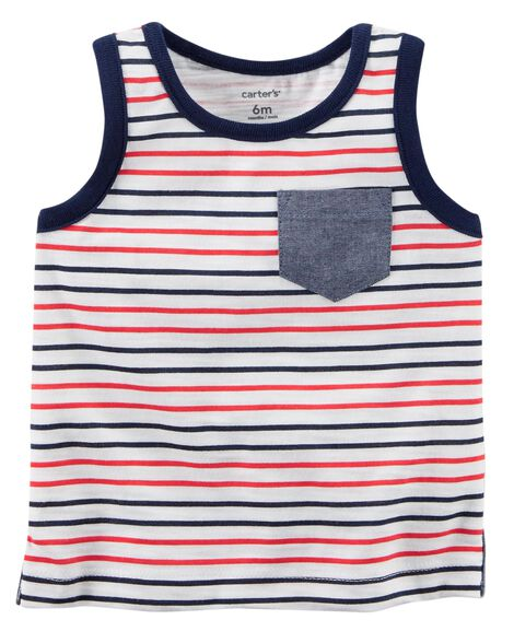 Display product reviews for Striped Jersey Tank