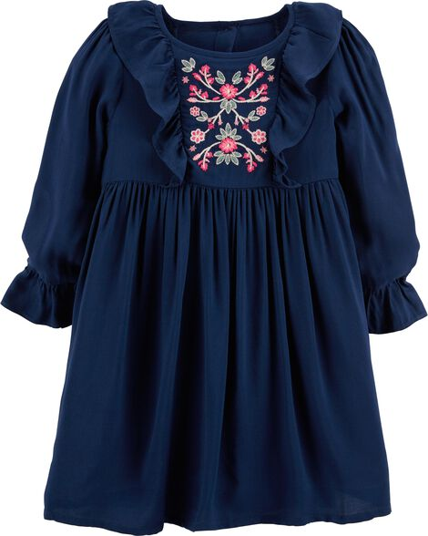 Display product reviews for Floral Ruffle Dress