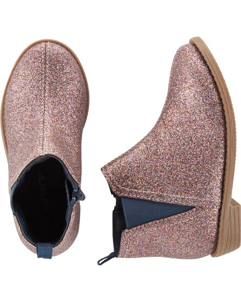 Display product reviews for Carter's Carmina Glitter Boots