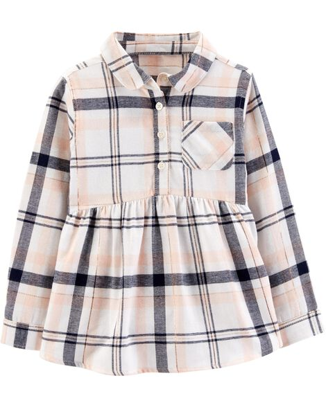 Display product reviews for Plaid Tunic