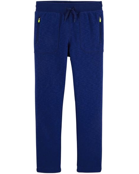 Display product reviews for Active French Terry Pants