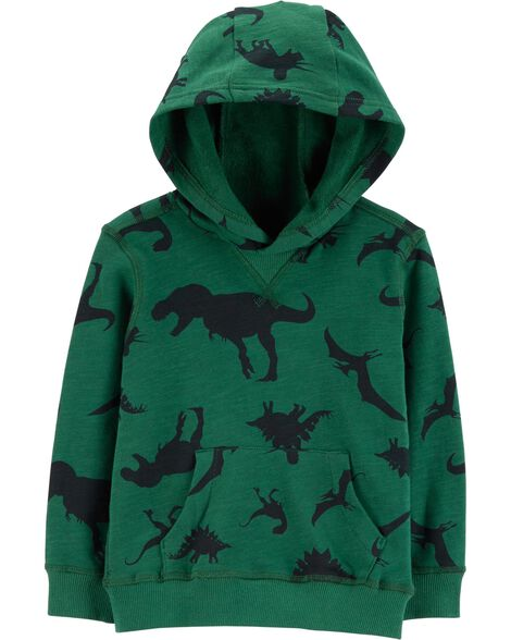Display product reviews for Dinosaur Pullover French Terry Hoodie