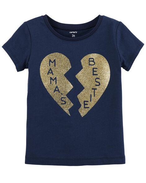 Display product reviews for Mama's Bestie Jersey Tee
