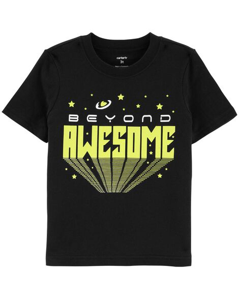 Display product reviews for Beyond Awesome Jersey Tee