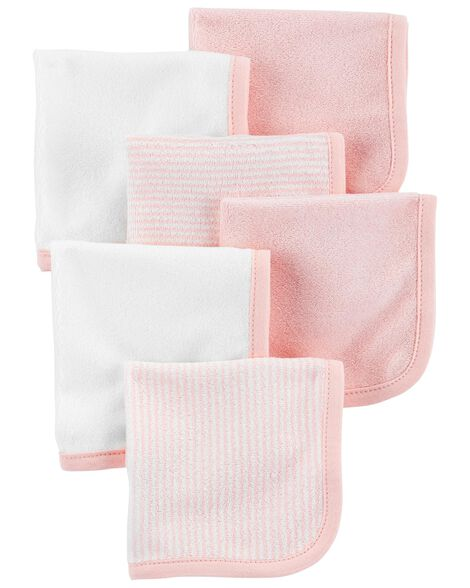 Display product reviews for 6-Pack Washcloths