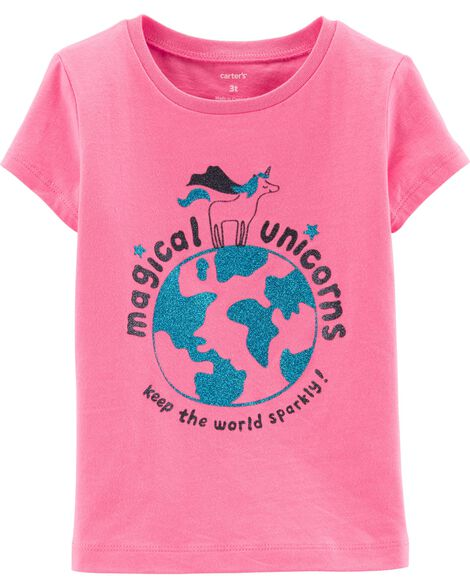 2a4dbeb5e Display product reviews for Sparkle Magical Unicorns Jersey Tee