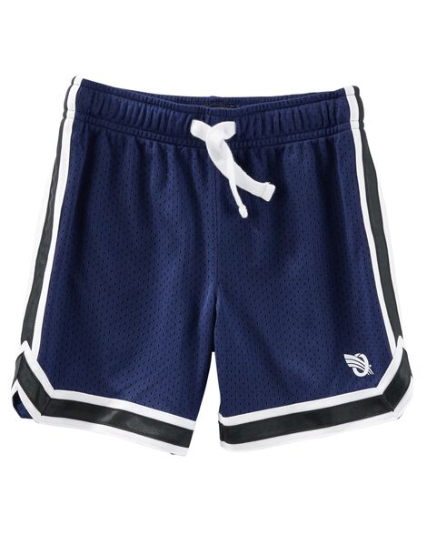 Display product reviews for Classic Mesh Basketball Shorts
