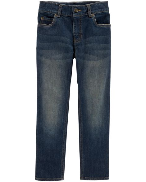 Display product reviews for Skinny Dark Wash Jeans