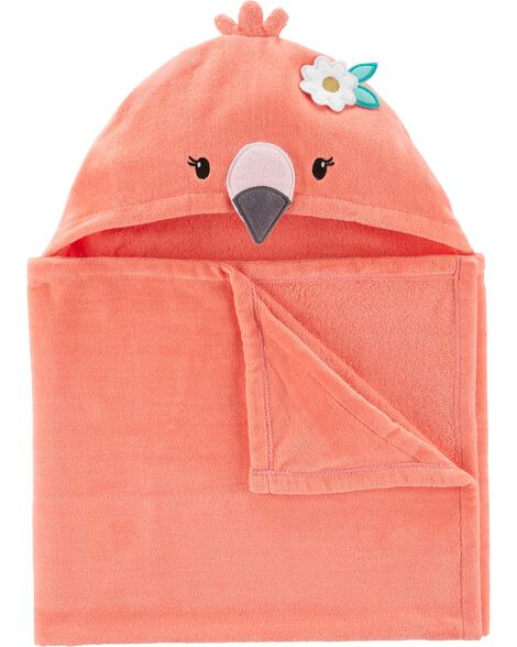 Display product reviews for Flamingo Hooded Towel