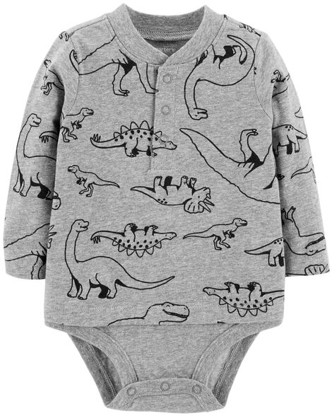 Display product reviews for Double-Decker Dinosaur Collectible Bodysuit
