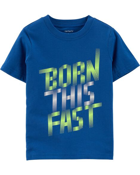 Display product reviews for Born This Fast Jersey Tee