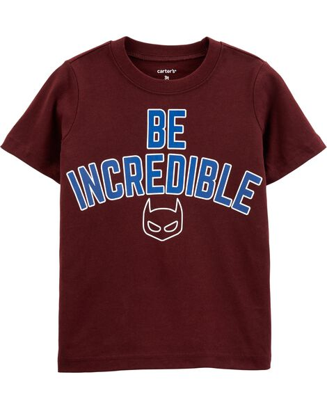 45e0a804a0 Display product reviews for Be Incredible Jersey Tee