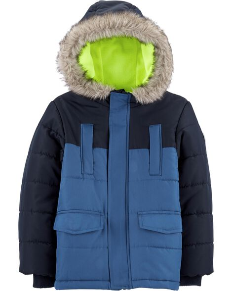 Display product reviews for Parka Jacket