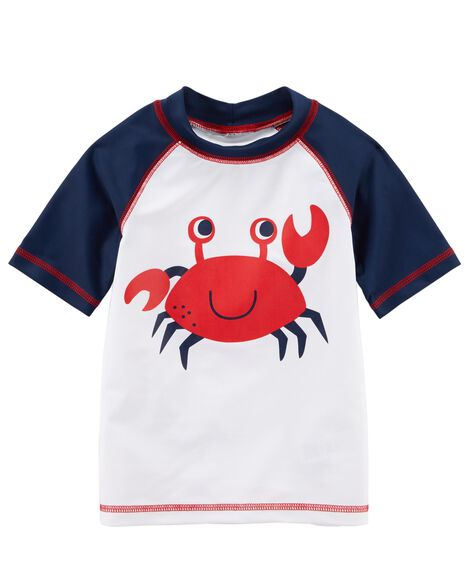 Display product reviews for Carter's Crab Rashguard