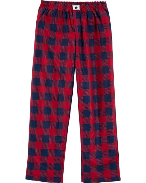 Display product reviews for Plaid Fleece Sleep Pants