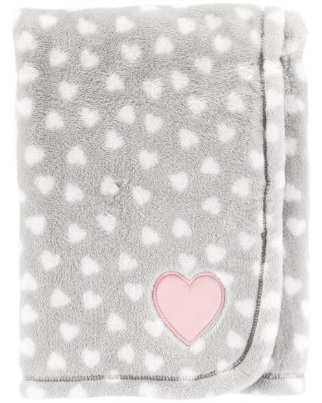 Display product reviews for Heart Plush Blanket